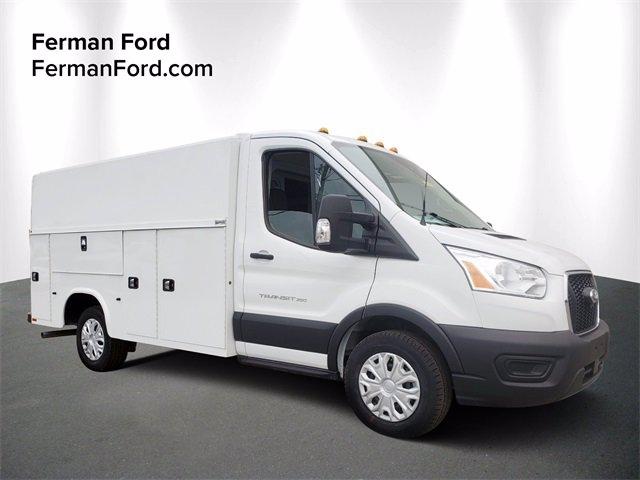 2020 Ford Transit 350 RWD, Knapheide Service Utility Van #20F680 - photo 1