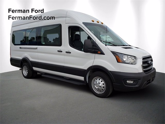 2020 Ford Transit 350 HD High Roof DRW RWD, Passenger Wagon #20F712 - photo 1