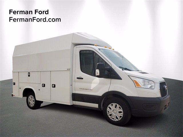 2020 Ford Transit 350 RWD, Knapheide Service Utility Van #20F729 - photo 1
