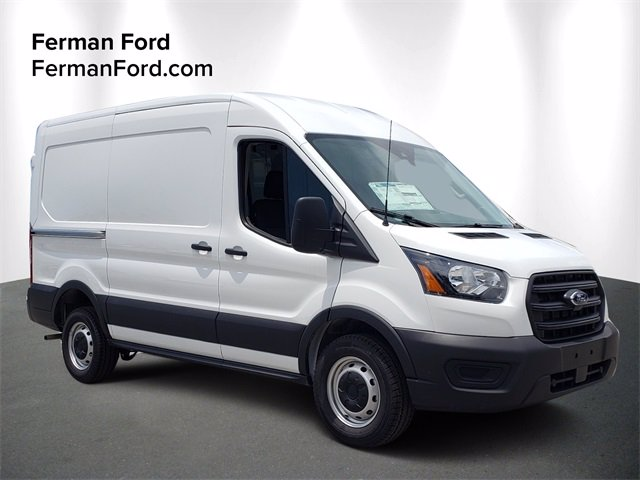 2020 Ford Transit 250 Med Roof RWD, Empty Cargo Van #20F781 - photo 1