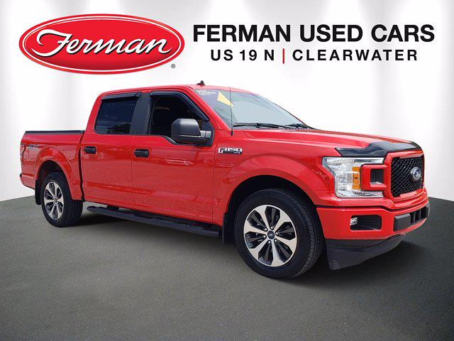 2020 Ford F-150 SuperCrew Cab 4x2, Pickup #20F845R - photo 1