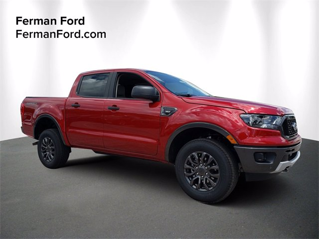 2020 Ford Ranger SuperCrew Cab RWD, Pickup #20F869 - photo 1