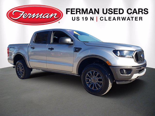 2020 Ford Ranger SuperCrew Cab 4x4, Pickup #20F979 - photo 1