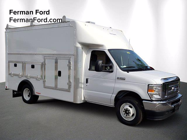 2021 Ford E-350 4x2, Rockport Service Utility Van #21F032 - photo 1