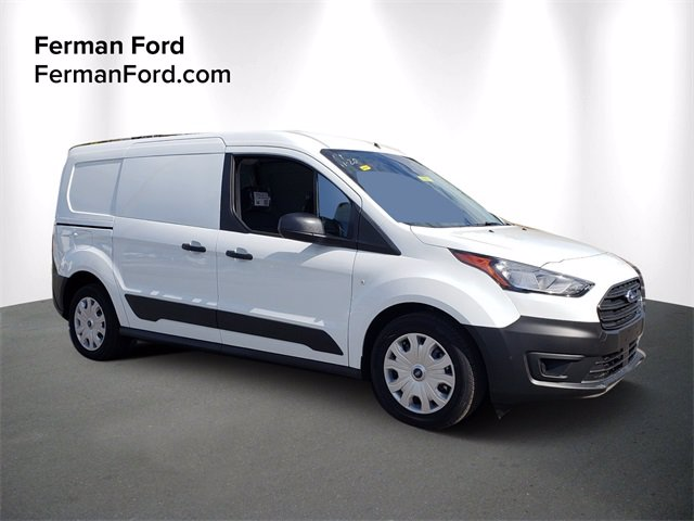 2021 Ford Transit Connect FWD, Empty Cargo Van #21F081 - photo 1