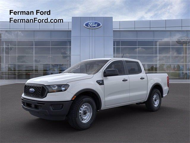 2021 Ford Ranger SuperCrew Cab 4x2, Pickup #21F084 - photo 1