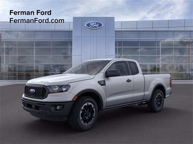 2021 Ford Ranger Super Cab 4x2, Pickup #21F110 - photo 1