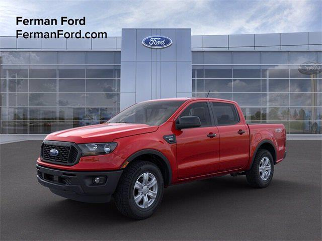 2021 Ford Ranger SuperCrew Cab 4x2, Pickup #21F207 - photo 1