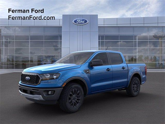 2021 Ford Ranger SuperCrew Cab 4x2, Pickup #21F235 - photo 1
