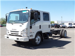 2017 NQR Crew Cab, Cab Chassis #H7900705 - photo 1
