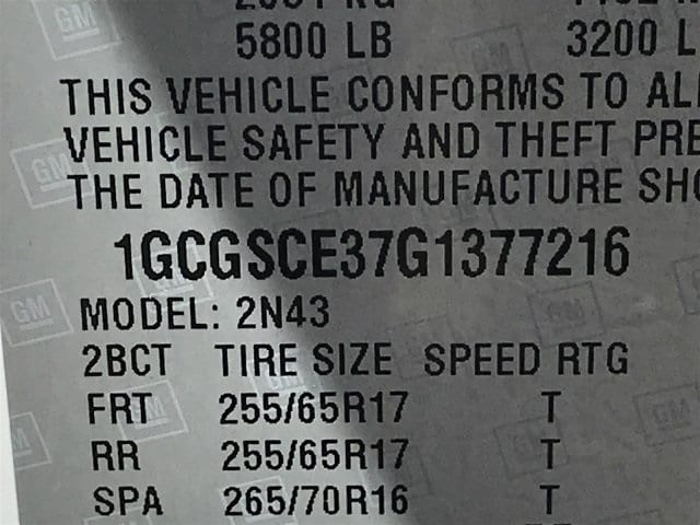 2016 Colorado Crew Cab 4x2,  Pickup #C6037 - photo 25
