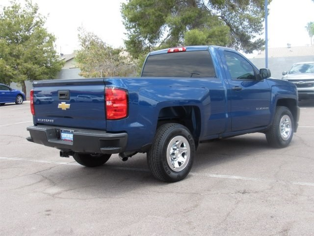 2018 Silverado 1500 Regular Cab 4x2,  Pickup #C6047 - photo 3