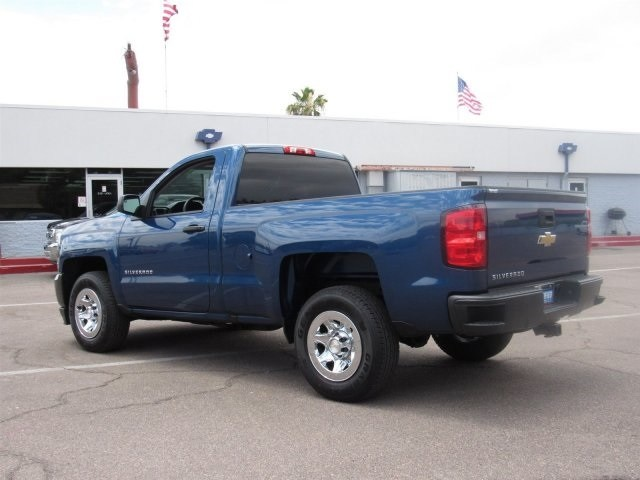 2018 Silverado 1500 Regular Cab 4x2,  Pickup #C6047 - photo 2