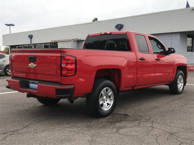2018 Silverado 1500 Double Cab 4x2,  Pickup #C6372 - photo 3
