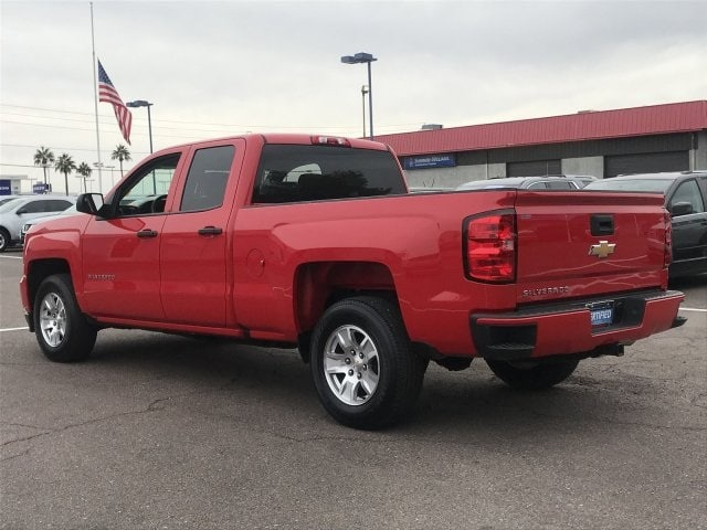 2018 Silverado 1500 Double Cab 4x2,  Pickup #C6372 - photo 2