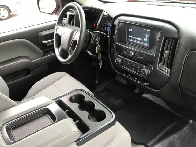 2018 Silverado 1500 Double Cab 4x2,  Pickup #C6372 - photo 9