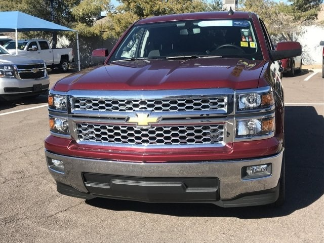 2015 Silverado 1500 Crew Cab 4x2,  Pickup #C6374 - photo 4