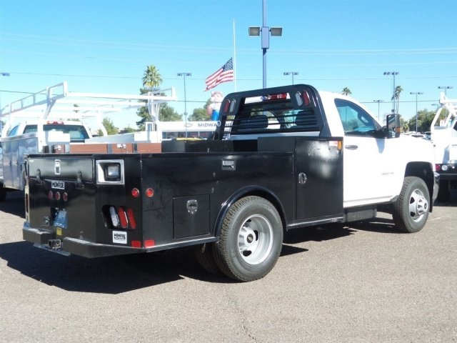 2015 Silverado 3500 Regular Cab 4x4, Service Body #FF675129 - photo 3