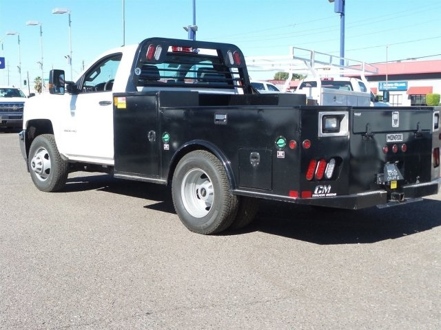 2015 Silverado 3500 Regular Cab 4x4, Service Body #FF675129 - photo 2