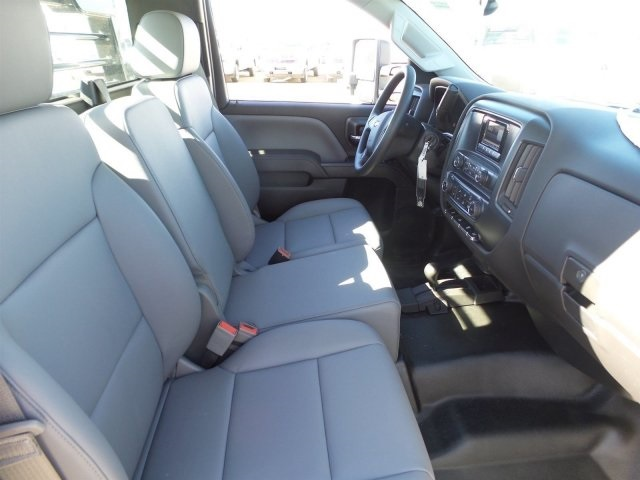2015 Silverado 3500 Regular Cab 4x4, Service Body #FF675129 - photo 8