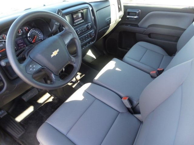2015 Silverado 3500 Regular Cab 4x4, Service Body #FF675129 - photo 10
