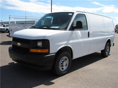 2017 Express 2500 Cargo Van #H1151233 - photo 1