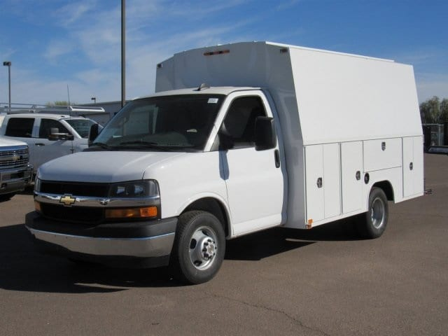 2017 Express 3500 4x2,  Service Utility Van #H1336743 - photo 1