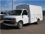 2017 Express 3500, Service Utility Van #H1336743 - photo 1