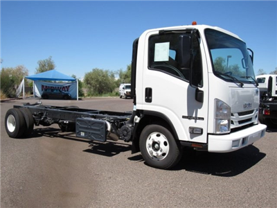2017 NPR-HD Regular Cab,  Cab Chassis #H7000820 - photo 3