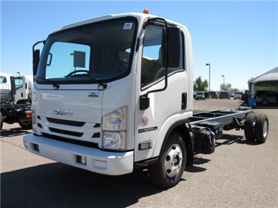 2017 NPR-HD Regular Cab,  Cab Chassis #H7000820 - photo 1