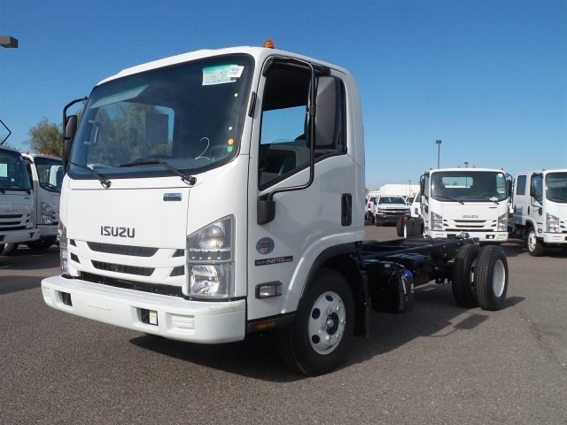 2017 NPR-HD Regular Cab Cab Chassis #H7003165 - photo 1