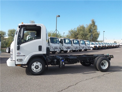 2017 NPR-HD Regular Cab Cab Chassis #H7003165 - photo 6
