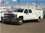 2017 Silverado 3500 Crew Cab, Royal Service Body #HF203410 - photo 1