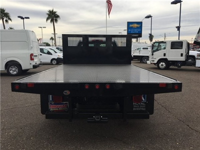 2017 Silverado 3500 Regular Cab DRW, CM Truck Beds PL Model Platform Body #HF215333 - photo 5