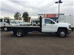 2017 Silverado 3500 Regular Cab DRW, CM Truck Beds PL Model Platform Body #HF215333 - photo 3