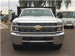 2017 Silverado 3500 Regular Cab DRW, CM Truck Beds PL Model Platform Body #HF215333 - photo 9