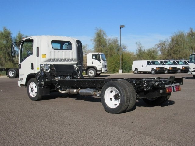 2017 NPR Regular Cab, Cab Chassis #HS808959 - photo 2