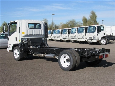 2017 NPR Regular Cab,  Cab Chassis #HS808960 - photo 2