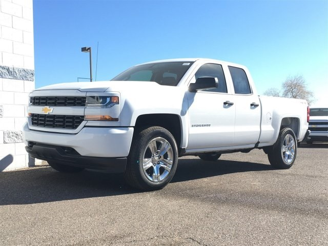 2017 Silverado 1500 Double Cab 4x4 Pickup #HZ243370 - photo 1