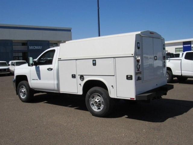 2017 Silverado 2500 Regular Cab,  Knapheide KUVcc Service Utility Van #HZ251361 - photo 2