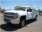 2017 Silverado 2500 Regular Cab, Royal Service Body #HZ273057 - photo 1