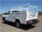 2017 Silverado 2500 Regular Cab, Royal Service Bodies Service Body #HZ278236 - photo 2