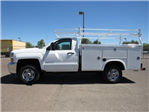 2017 Silverado 2500 Regular Cab, Royal Service Bodies Service Body #HZ278236 - photo 5