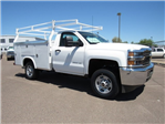 2017 Silverado 2500 Regular Cab, Royal Service Bodies Service Body #HZ279517 - photo 3