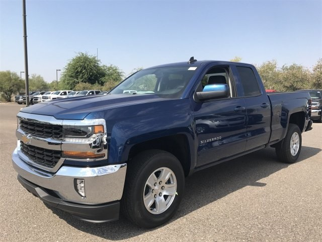 2017 Silverado 1500 Double Cab Pickup #HZ372298 - photo 1