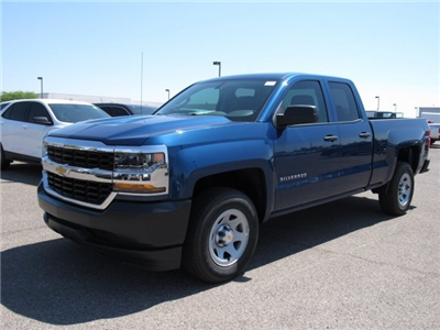 2017 Silverado 1500 Double Cab Pickup #HZ388616 - photo 1