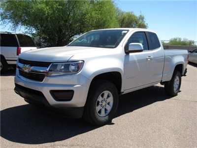 2018 Colorado Extended Cab Pickup #J1104540 - photo 1