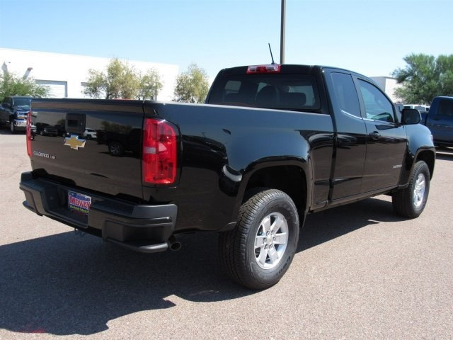 2018 Colorado Extended Cab, Pickup #J1109963 - photo 4