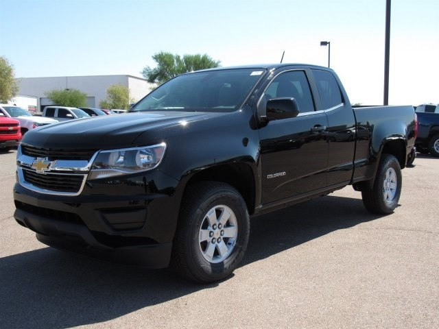 2018 Colorado Extended Cab, Pickup #J1109963 - photo 1