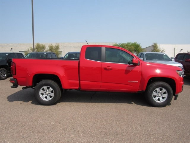 2018 Colorado Extended Cab Pickup #J1113139 - photo 3